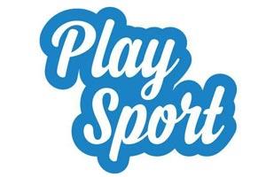 Logo Play Sport - Gioca al tuo sport preferito