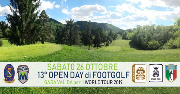 13° Open Day Muppets Footgolf