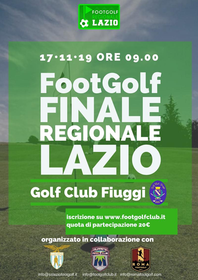 Finale Torneo Regionale Lazio 2019