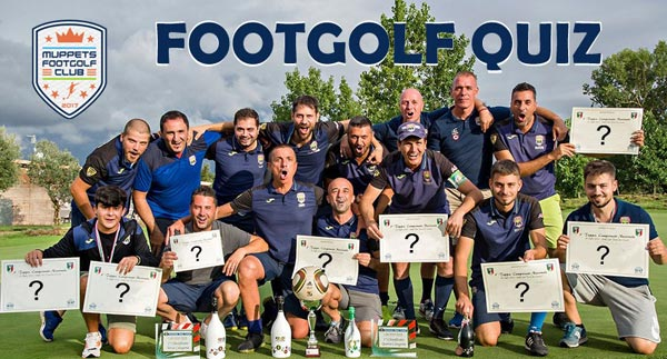 Muppets FootGolf Quiz