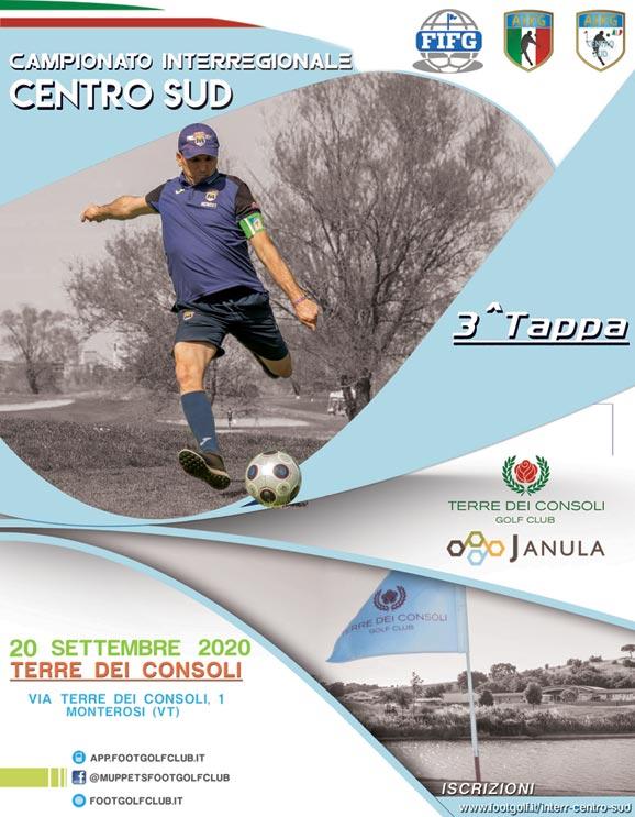 3° Tappa Interregionale Centro Sud 2020