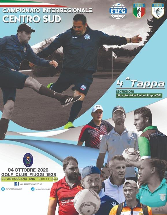 4° Tappa Interregionale Centro Sud 2020