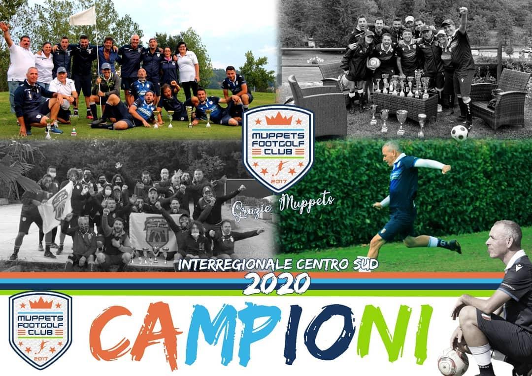 Campioni Centro Sud 2020